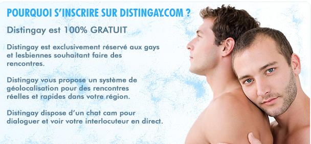 rencontre gratuite gay à Drancy